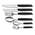 Victorinox Swiss Modern - Coffee Spoon BLACK handle | Flatware