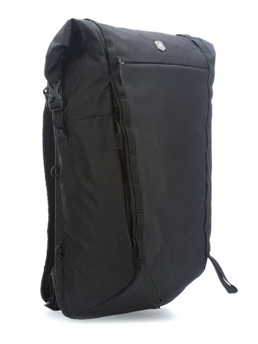 Victorinox - Backpack Rolltop Altmont Active Deluxe for Laptop - Black | Backpacks