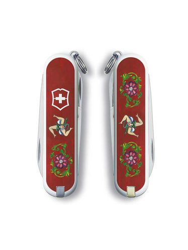 """Victorinox - Classic SICILY EDITION """"Complete Collection"""" Ten Multitools 58mm Limited Edition 