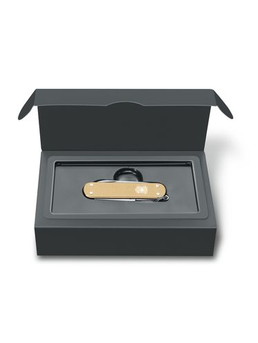 Victorinox - Multitool 58mm - Classic SD Alox Champagne GOLD Limited Edition 2019 [WITHOUT PACKAGING] [CLONE] | Outlet