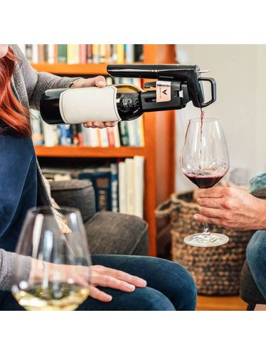 Coravin - Wine Pouring System Model Six Core - Black | Coravin