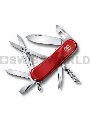 Victorinox - Multitool 85 mm - DELEMONT EVOLUTION 14 (Locking Blade) | Delemont 85mm