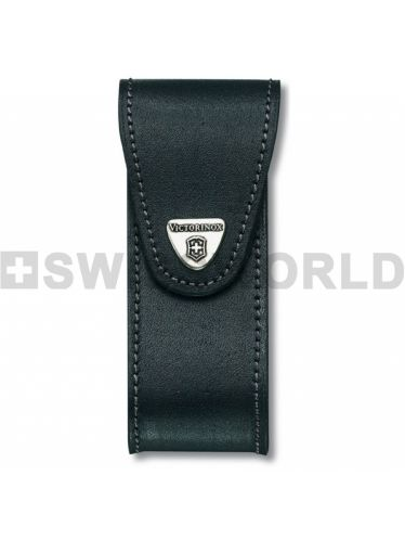 Victorinox - Leather Pouch SMALL with Rotating Hook for 111mm Pocket Knives | Original Pouches