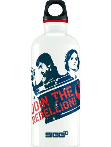 SIGG - Kids Water Bottle 0.6l - Star Wars ROGUE ONE | KIDZ Bottles 0,6L - Boys and Girls from 12 to 99 Years