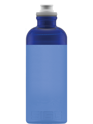 SIGG Water Bottle HERO Blue 0,5 L | Polipropylene Bottles