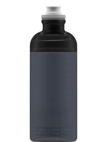 SIGG Water Bottle HERO Anthracite 0,5 L | Polipropylene Bottles
