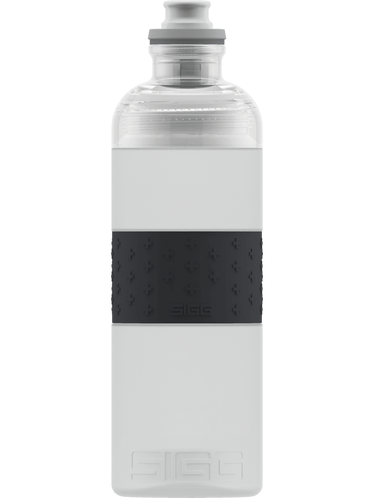 SIGG Water Bottle HERO Transparent 0,6 L | Polipropylene Bottles