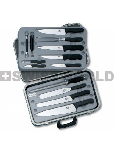 Victorinox - Swiss Classic Professional Chef's Case Small (14 pieces) | Chef's Cases
