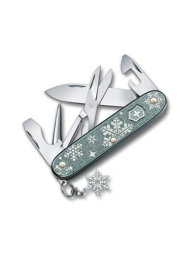 "Victorinox - Pioneer X ""WINTER MAGIC"" Multitools 93 mm Limited Edition 